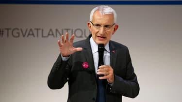 Guillaume Pépy, le PDG de la SNCF