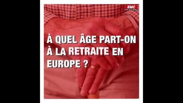 À quel âge part-on à la retraite en Europe ?
