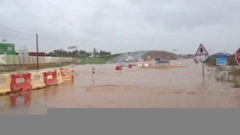 Inondation à Mauguio - Témoins BFMTV
