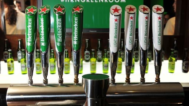Heineken mise sur le quatrième trimestre.