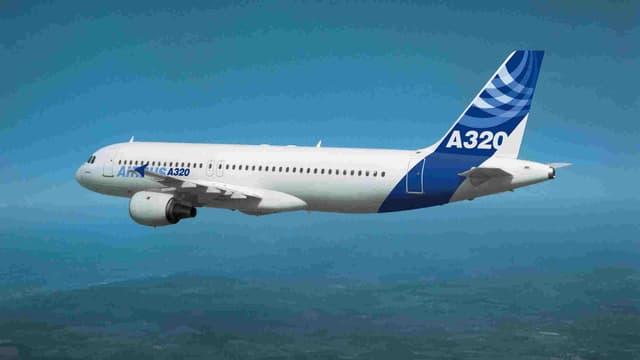 Commandes de 43 avions pour Airbus