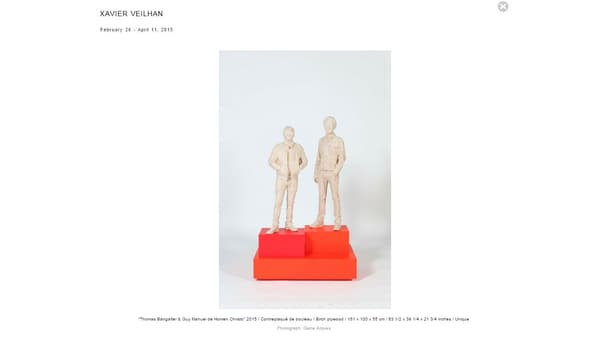 Thomas Bangalter et Guy Manuel de Homen Christo