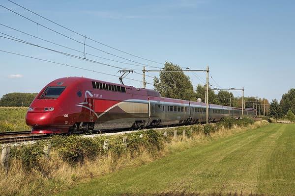 Le TGV PBKA ou Thalys