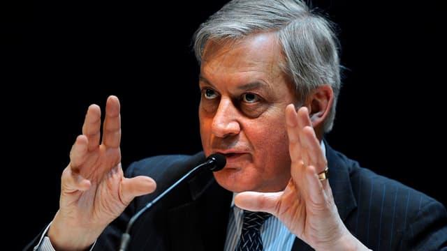 Pour Noyer, le gouvernement organise une résistance pour empêcher l'action de la BCE.