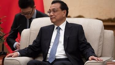 Le Premier ministre chinois Li Keqiang.