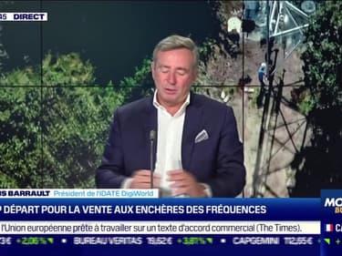 François Barrault (IDATE DogoWorld) : La 5G, un enjeu géopolitique ? - 29/09