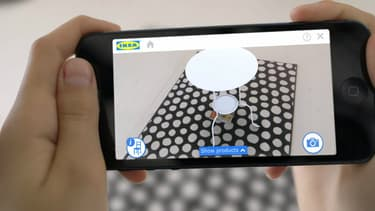 Ikea a fait appel à Apple pour développer une application de réalité augmentée qui sera disponible dès le mois d'octobre.