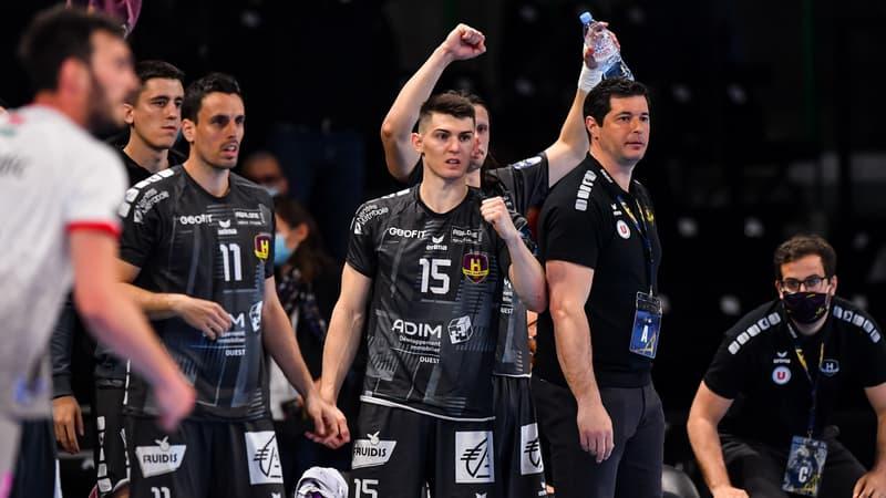 Ligue des champions handball: gros coup pour Nantes, qui peut croire au Final 4
