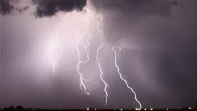 De violents orages de grêle ont endommagé les vignobles de Cognac, notamment ses meilleurs crus. (Photo d'illustration)