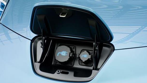 La Nissan Leaf (photo) fait partie, avec la Renault Zoé, des voitures électriques les plus vendues.
