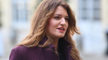 Marlène Schiappa le 25 novembre 2019