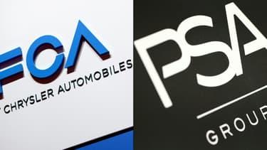 L'union PSA-FCA va donner naissance au quatrième groupe automobile mondial en termes de véhicules vendus.