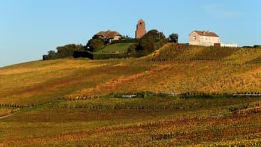 La commune de Mailly-Champagne, près de Reims, en octobre 2013 (PHOTO D'ILLUSTRATION).