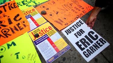 La mort d'Eric Garner avait suscité une vive émotion et une très grande polémique, à New York.