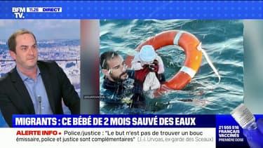 Migrants à Ceuta: Un policier espagnol sauve un bébé de la noyade et fait le tour des réseaux sociaux