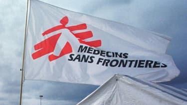 L'hôpital de MSF bénéficiait à 40.000 personnes