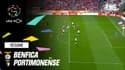 But annulé pour un hors-jeu limite et défaite, la sale soirée de Benfica