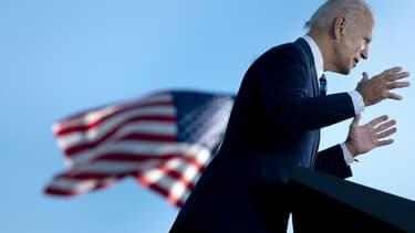 Joe Biden à Gettysburgh (Pennsylvanie) le 6 octobre 2020