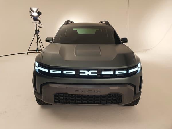Un nouveau logo bientôt chez Dacia?