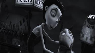 Frankenweenie Un Voyage En Noir Et Blanc Dans L Imaginaire De Tim Burton