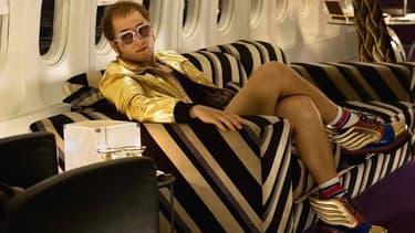 Taron Egerton dans la peau d'Elton John