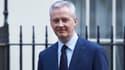"""Bruno Le Maire promet que le Brexit va provoquer la délocalisation de """"plusieurs milliers"""" d'emplois de la Grande-Bretagne vers la France."""
