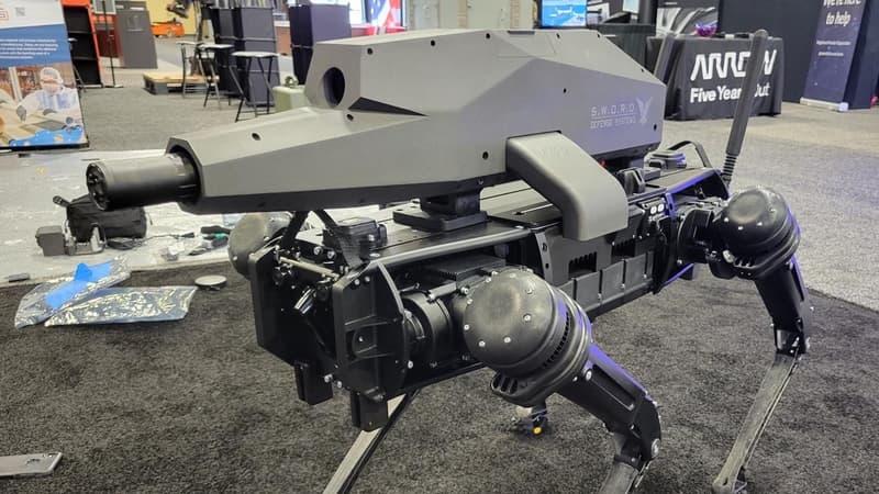 Spur-le-robot-chien-armee-de-Ghost-Robot