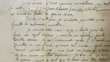 La police marseillaise recherche la famille d'un poilu