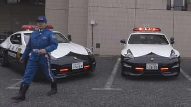 Non, n'espérez pas laisser un Wagon R dans le rétroviseur si vous vous lancez dans une course poursuite avec la police à Tokyo...