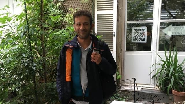 Ryad Boulanouar, cofondateur du Compte Nickel, lance une émission-web, qui vise à aider les entrepreneurs