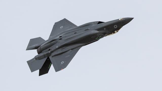 Le F-35 de Lockheed Martin a été choisi par la Belgique