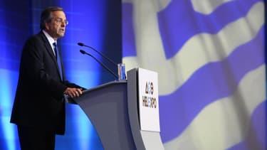 Antonis Samaras estime que la Grèce n'aura plus besoin de prêt.