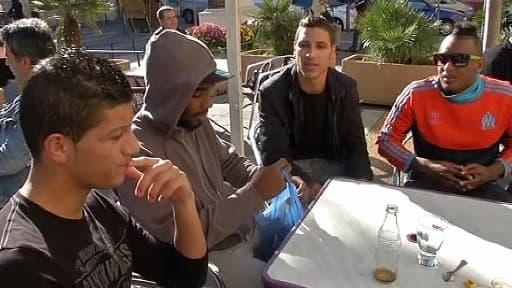 Pour deux tiers des jeunes issus des cités de Marseille, trouver un emploi est une galère au quotidien.