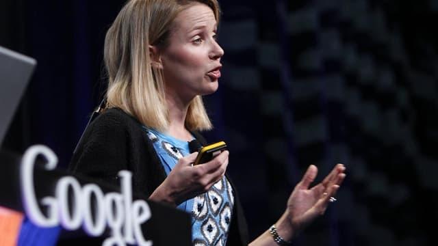 Marissa Mayer, l'une des femmes les plus influentes de la Silicon Valley, prend la tête de Yahoo.(© Reuters)