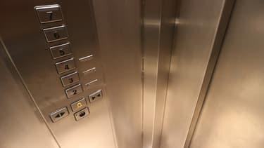 Des SDF sont venus en aide à six personnes coincées dans un ascenseur (photo d'illustration).