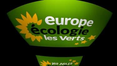 Le logo d'Europe Ecologie-Les verts