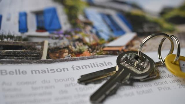 Les taux immobiliers sont toujours très bas.