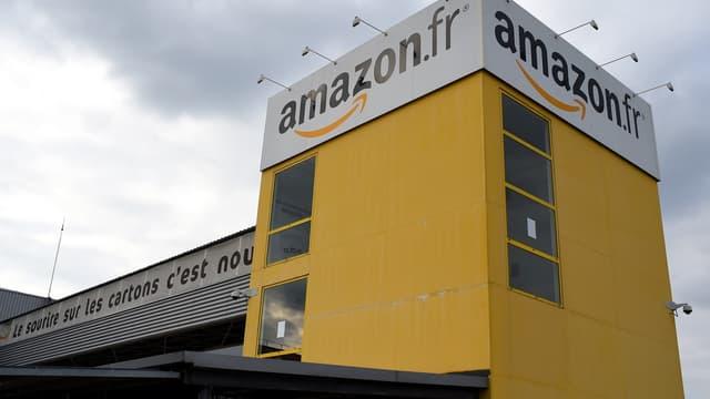 Amazon France a échoué à faire réduire l'impôt foncier qu'elle verse pour son entrepôt près d'Orléans, le plus important de France (66.103 m²).