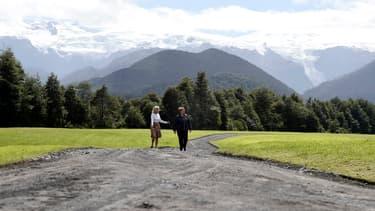 Le gouvernement chilien a reçu plus de 400.000 hectares de la veuve de Douglas Tompkins