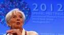 La directrice du FMI sceptique sur les prévisions françaises