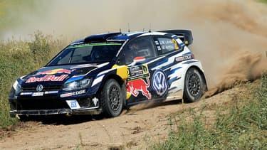 Volkswagen dominait le championnat du monde des rallyes depuis 4 ans