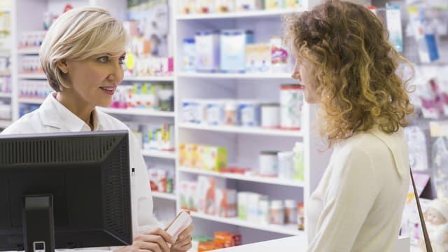Dans certaines pharmacies, il est possible de se faire dépister contre le diabète.