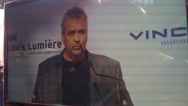 Luc Besson n'est pas venu défendre son cas devant le gendarme de la bourse