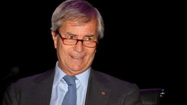 Vincent Bolloré estime à 300 millions d'euros le coût d'une résiliation.