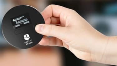 Le Safe T-Mini est un coffre-fort pour crypto-monnaie. Dès son annonce, il a fait doubler l'action d'Archos