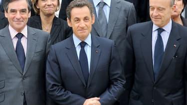 Le retour de Nicolas Sarkozy a suscité des réactions plutôt mitigées, notamment chez François Fillon et Alain Juppé.