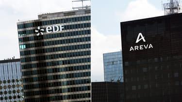 EDF aurait proposé de racheter l'activité réacteurs d'Areva pour plus de 2 milliards d'euros.