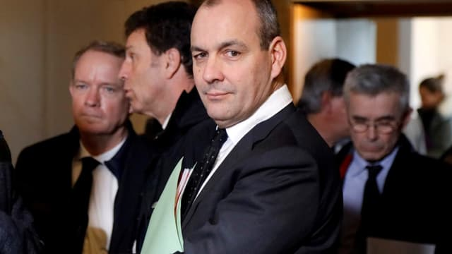 Laurent Berger, patron de la CFDT le 30 janvier 2020.