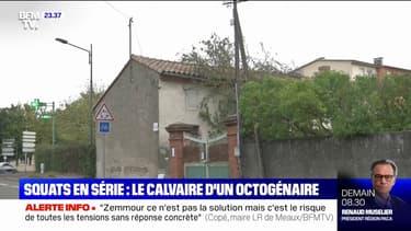 Maison squattée à Toulouse: le préfet déclenche une procédure d'expulsion accélérée