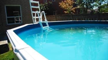 Une piscine privée (Photo d'illustration).